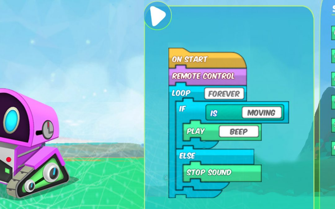 Powering Up with Blockly! Four Cool Tips for Coding